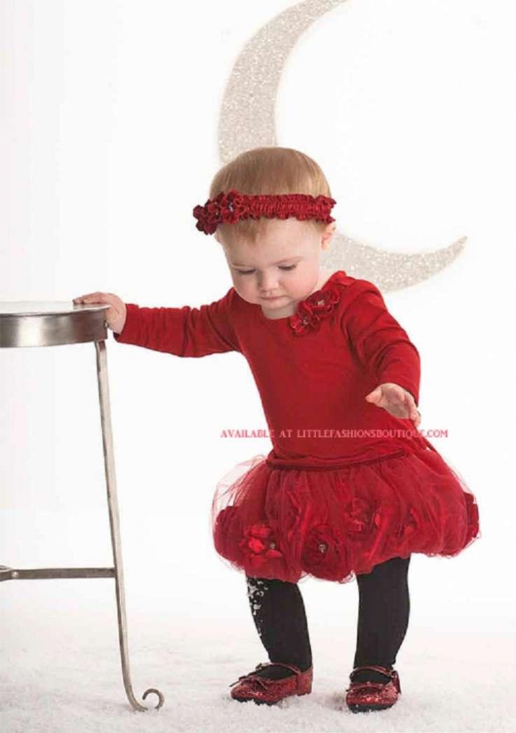 Bebe Fashion That Cute Little Christmas Dress