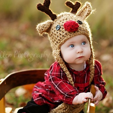 Baby Reindeer Says Christmas is Coming! 89cd50f9fa73