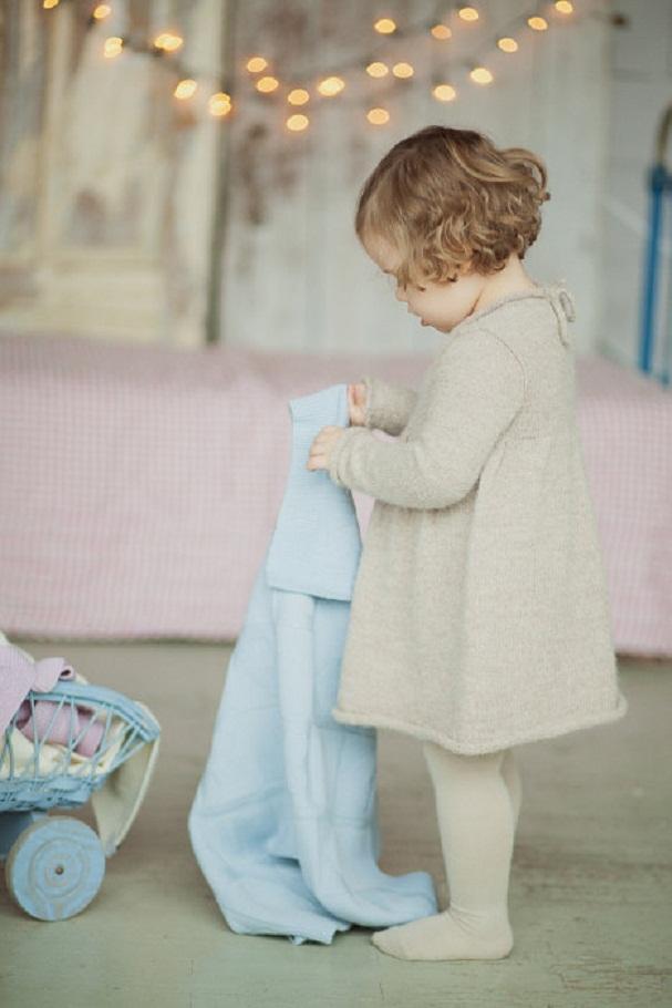 knitted baby alpaca dress-etsy-bebe-fashion