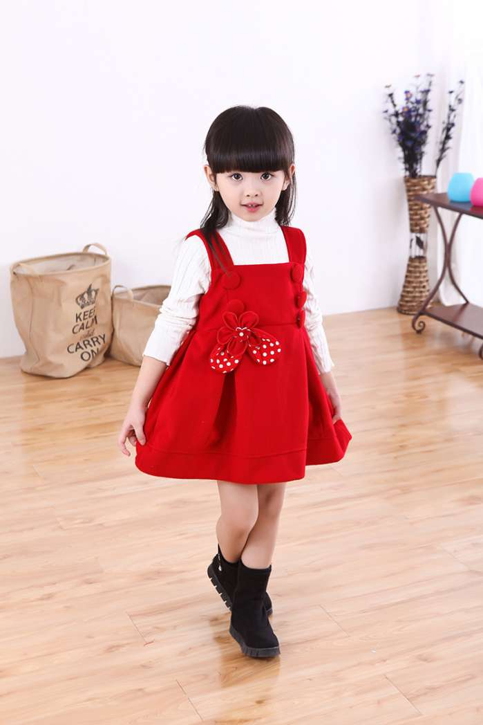 026d9ba6c Bebe Fashion » Red Dresses to Keep Your Little One in Style