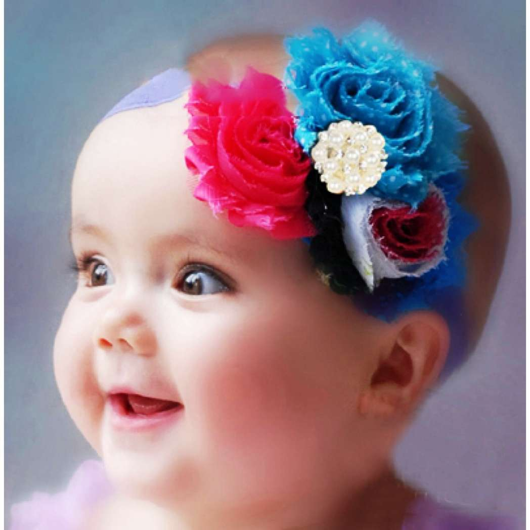 cute-purple-headband-for-indian-baby_1